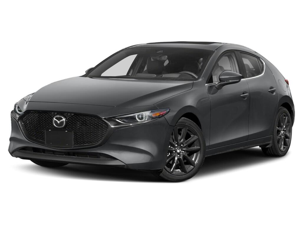 New 2020 Mazda3 Sport GT AT AWD With Navigation & AWD