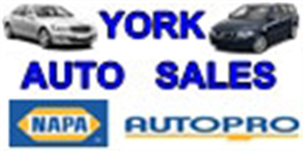 York Auto Sales