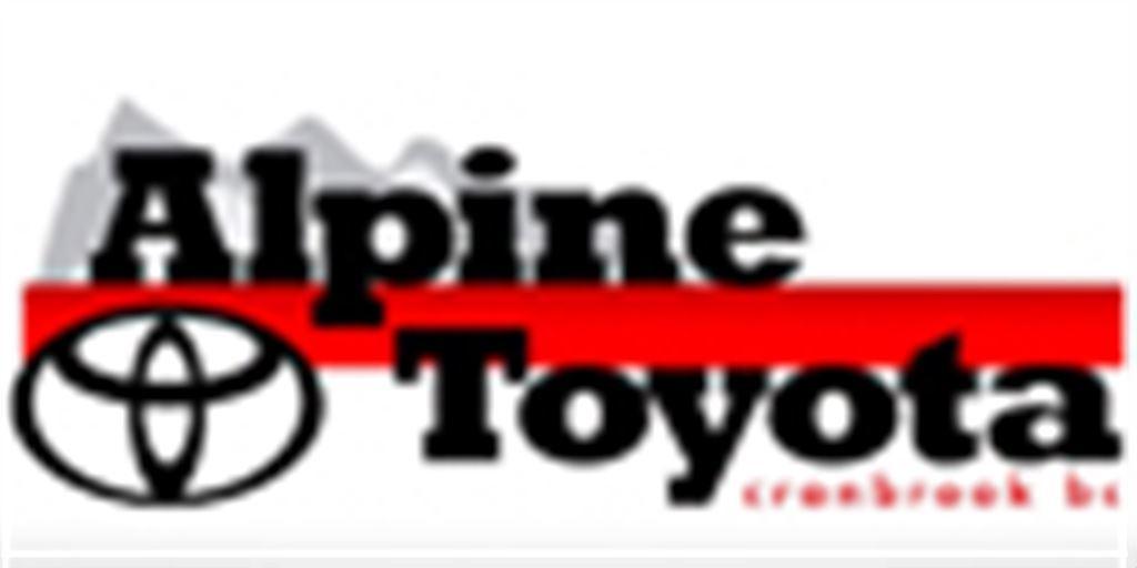 Alpine Toyota