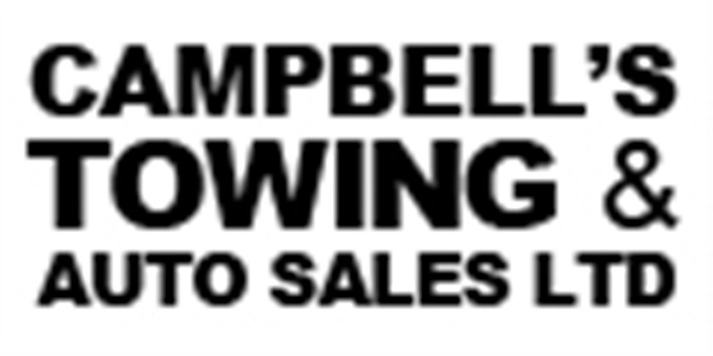 Campbell's Towing & Auto Sales Ltd