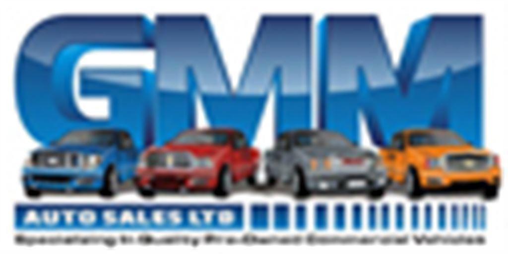 GMM AUTO SALES
