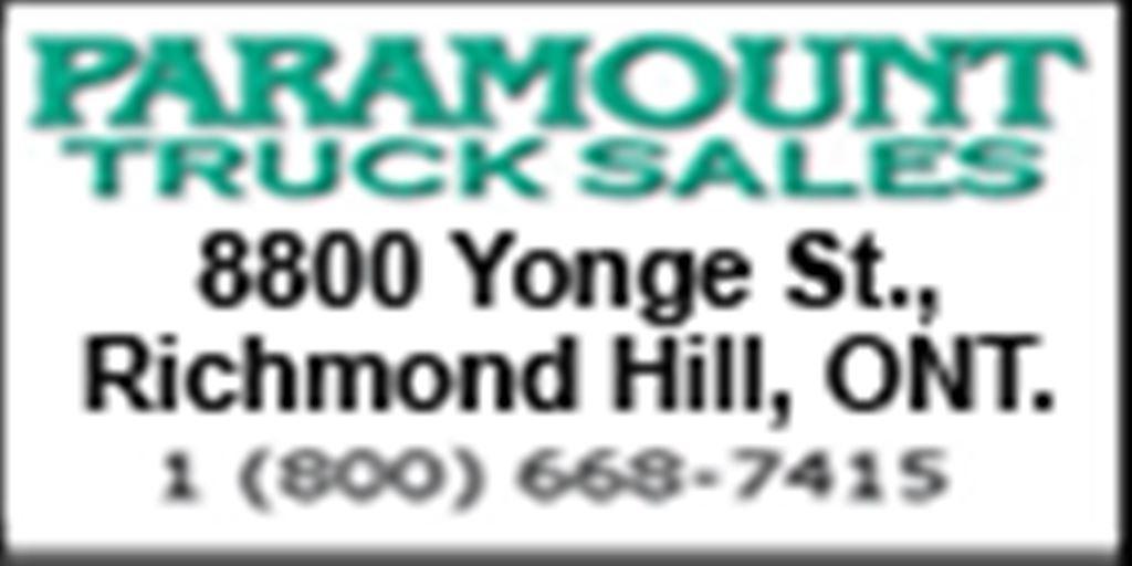 PARAMOUNT TRUCK SALES