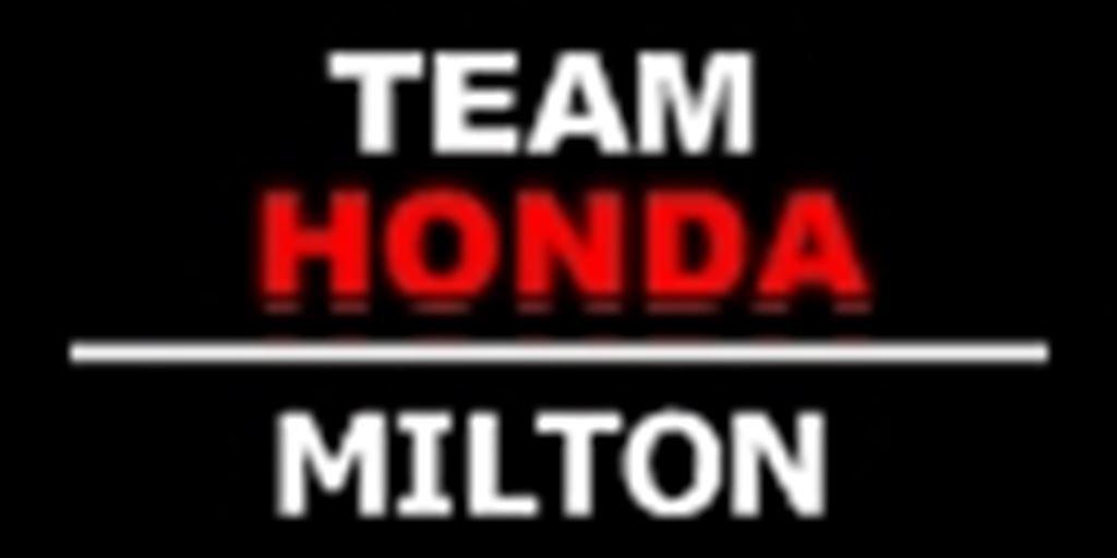TEAM HONDA POWERHOUSE OF MILTON - NonPV