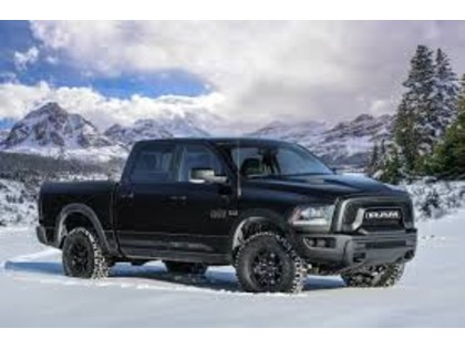Truck 2017 Dodge Ram 1500 Pickup Rebel In St Paul Ab