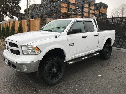 Truck 2016 Dodge Ram 1500 Pickup Outdoorsman In Burnaby Bc 32 800