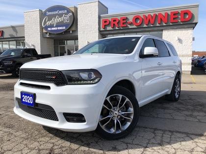 used 2020 Dodge Durango car, priced at $46,995