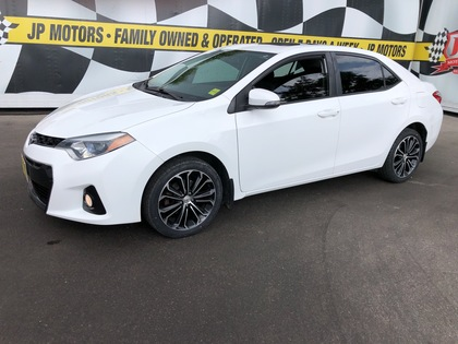 used 2016 Toyota Corolla car, priced at $13,665