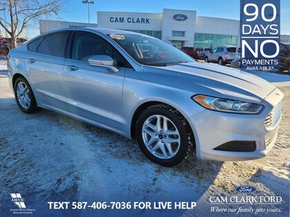 used 2016 Ford Fusion car, priced at $13,952