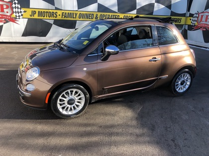 used 2012 FIAT 500 car, priced at $7,995