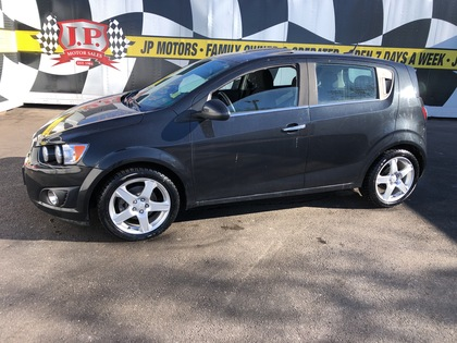 used 2014 Chevrolet Sonic car, priced at $7,495
