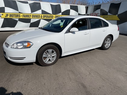 used 2013 Chevrolet Impala car, priced at $7,988