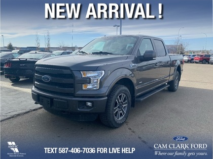 used 2015 Ford F-150 car, priced at $38,833