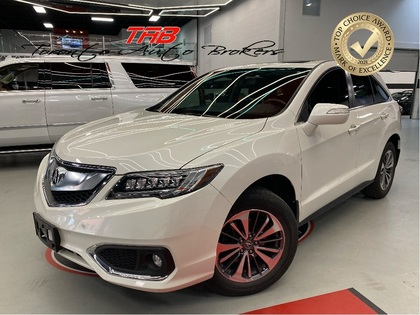used 2017 Acura RDX car, priced at $27,910