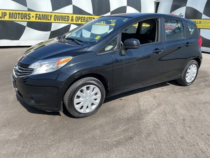 used 2014 Nissan Versa Note car, priced at $6,536