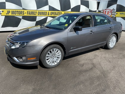 used 2010 Ford Fusion car, priced at $6,250