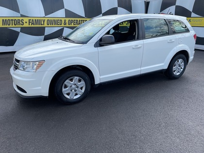 used 2012 Dodge Journey car, priced at $7,568