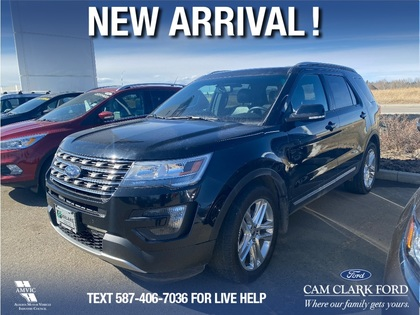 used 2016 Ford Explorer car, priced at $26,169