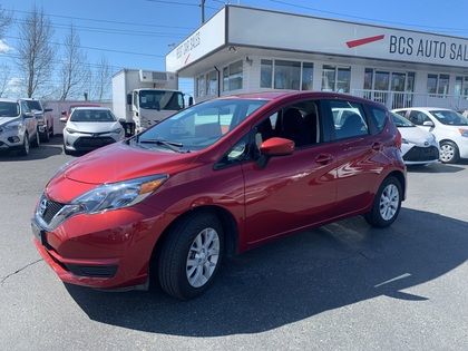 used 2019 Nissan Versa Note car, priced at $16,980
