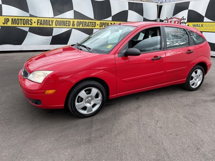 used 2007 Ford Focus car, priced at $3,495