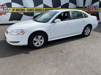 used 2013 Chevrolet Impala car, priced at $7,995