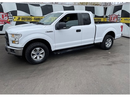 used 2017 Ford F-150 car, priced at $26,999