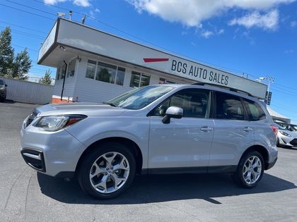 used 2018 Subaru Forester car, priced at $34,980