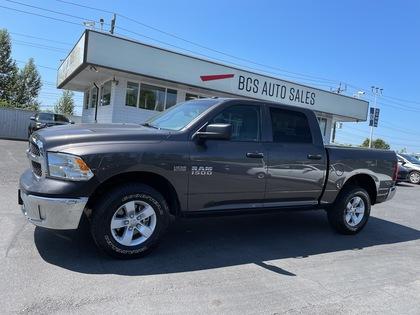 used 2018 Ram 1500 car, priced at $44,980
