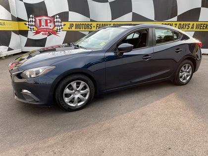 used 2016 Mazda Mazda3 car, priced at $9,899