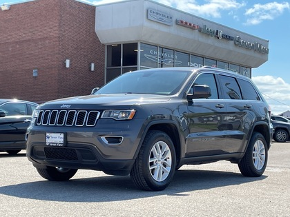 used 2017 Jeep Grand Cherokee car, priced at $23,997