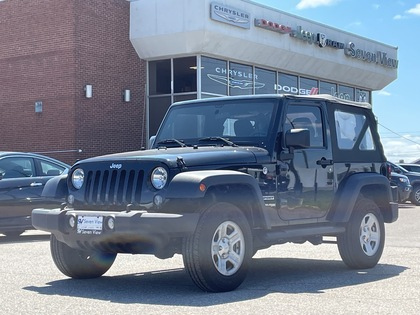 used 2018 Jeep Wrangler car, priced at $33,997