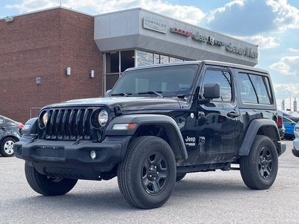 used 2019 Jeep Wrangler car, priced at $39,477