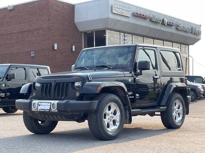 used 2015 Jeep Wrangler car, priced at $28,077