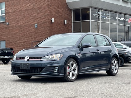 used 2018 Volkswagen Golf GTI car, priced at $29,177