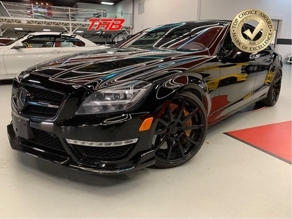 used 2014 Mercedes-Benz CLS-Class car