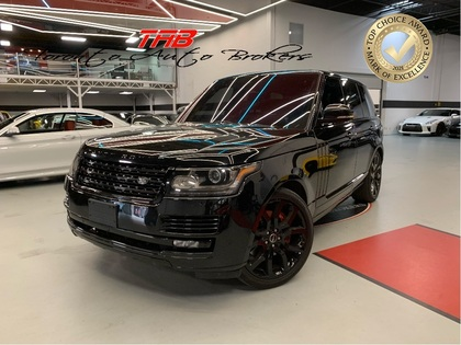 used 2016 Land Rover Range Rover car