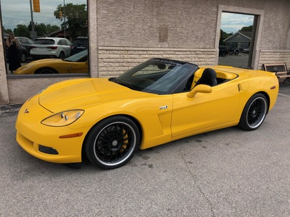 used 2005 Chevrolet Corvette car, priced at $37,991
