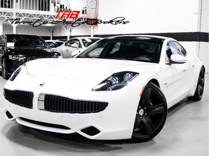used 2012 Fisker Karma car, priced at $47,910