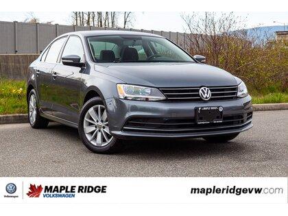 used 2015 Volkswagen Jetta Sedan car, priced at $12,988