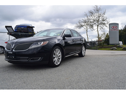 used 2016 Lincoln MKS car