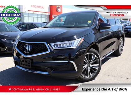 used 2020 Acura MDX car, priced at $49,900