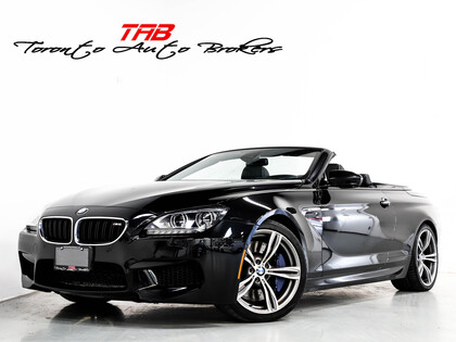 used 2012 BMW M6 car, priced at $47,910