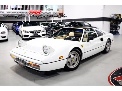 used 1988 Ferrari 328 GTS car, priced at $73,910