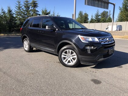 used 2019 Ford Explorer car, priced at $42,988