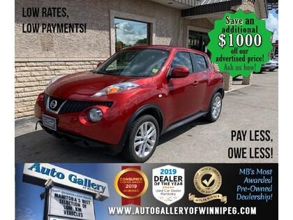 used 2013 Nissan Juke car, priced at $14,988