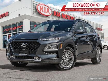 used 2020 Hyundai Kona car, priced at $22,480