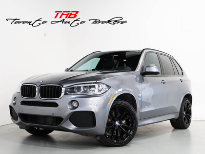 used 2017 BMW X5 car, priced at $39,910