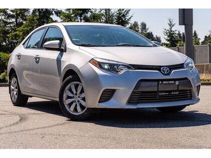 used 2015 Toyota Corolla car, priced at $15,988