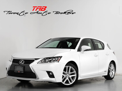 used 2017 Lexus CT 200h car, priced at $26,910