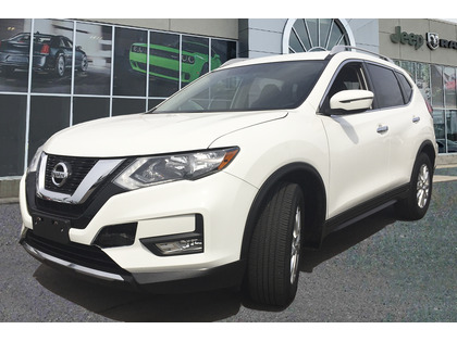 used 2017 Nissan Rogue car, priced at $20,990