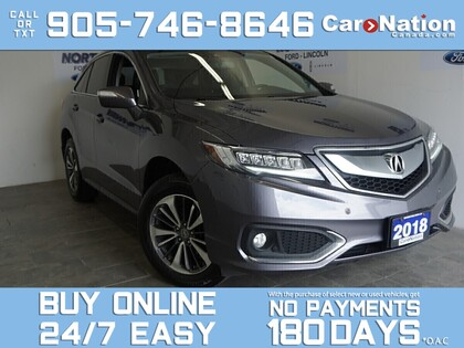 used 2018 Acura RDX car, priced at $27,888